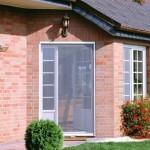 Москитные двери — защита от насекомых