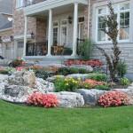 Использование натурального камня при оформлении ландшафтного дизайна