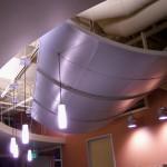В аэропорте Дубаи установлены потолки Armstrong
