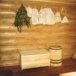 Бани из бревна – исконно русские бани