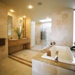 Как изменить интерьер ванной комнаты не делая ремонт