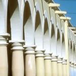 Колонны в современной архитектуре