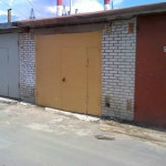 Защита гаража от взлома и кражи