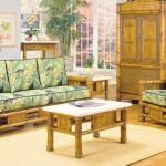 Стильный дизайн интерьера: в моде бамбук