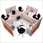 Офисные перегородки с течением времени модернизируются и усовершенствуются