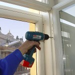 Капитальный ремонт деревянных окон с заменой стекол