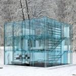 Из стекла «хрустальный дворец»