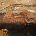 Сырость в подвале и ее устранение