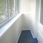 С чего начать отделку балкона?