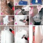 Выравнивание стен финишной штукатуркой — технология работы
