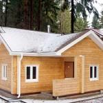 Материалы для строительства бани из дерева