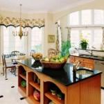 Ремонт полов на кухне
