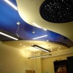 Натяжные потолки - красиво и практично