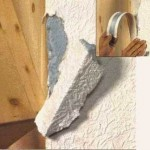 Восстанавливаем углы стен