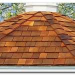 Крыша из натуральных материалов