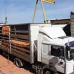 Транспортировка и хранение керамического кирпича