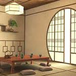 Оформление жилого помещения в японском стиле