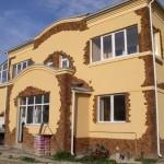 Особенности отделки фасада дома