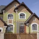 Особенности фасадной окраски