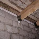 Ремонт и замена деревянных перекрытий