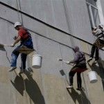 Пром альпинизм и реставрация фасада