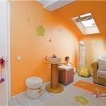 Делаем потолок в детской комнате
