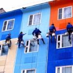 Ремонт фасадов: как сделать лучше?