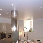 Плюсы и минусы натяжных потолков на кухне
