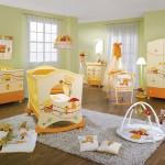 Ремонт детской комнаты – экологичность превыше всего