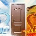 Как правильно утеплить входную дверь