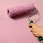 Как выполнить окраску поверхностей