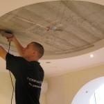 Навесные и подвесные потолки