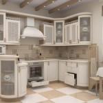 Этапы кпитального ремонта кухни