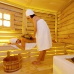 Как построить финскую сауну на даче