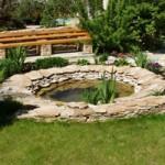 Ландшафтный дизайн: безупречная красота натурального камня