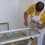 Делаем ремонт деревянного окна