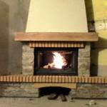 Капитальный ремонт печей — каминов