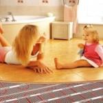 Тепло и комфорт для ног в доме