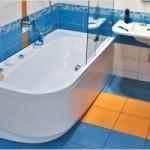 Как самостоятельно установить ванну