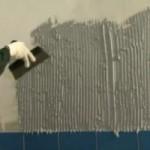 Разновидности клеев для плитки на потолок