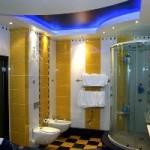Потолочное покрытие в ванной