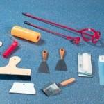 Материалы и инструменты для штукатурныхработ