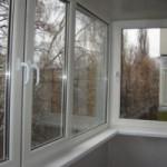 Материалы для остекления балкона