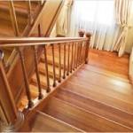 Устраняем скрип на лестнице