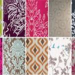Текстильные обои – украшение стен