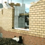 Конструкция стен экологического дома