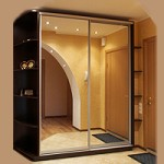 Шкафы купе - отличное решение для маленькой квартиры
