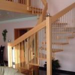 Строительство лестницы в доме