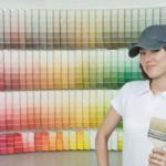 Выбор цвета окраски жилого помещения
