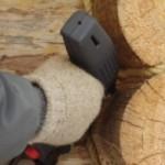 Как отремонтировать деревянные стены